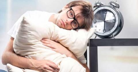 Uykusuzluk kanser riskini artırıyor!