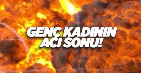 Trabzon Of'ta Büyük Patlama