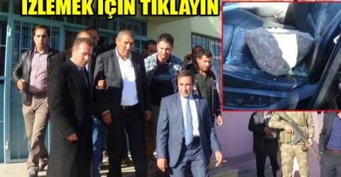 AK Partili vekile saldırı