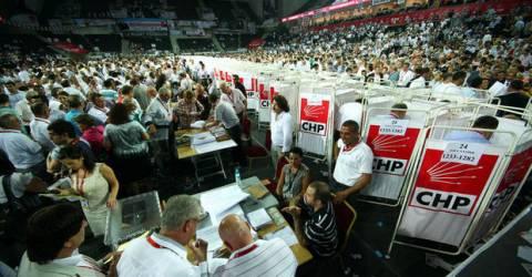 CHP'de Ertelenen Olağan Kurultay Hazırlıkları Başladı