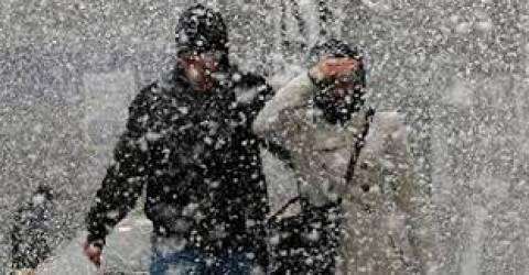 Kış Erken Geldi 6 ilde okullara kar tatili Uygulandı