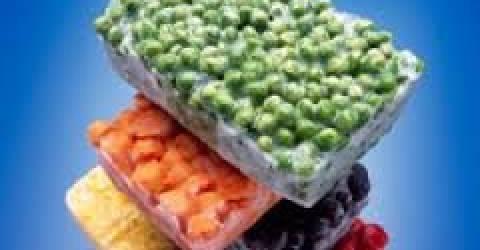 Sebze ve Meyveleri Kurutmak yerine dondurmak daha faydalı