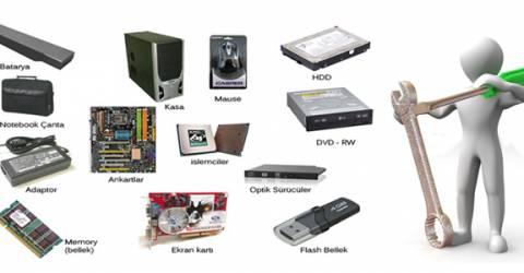 İzmir bilgisayar tamir servisleri listesi