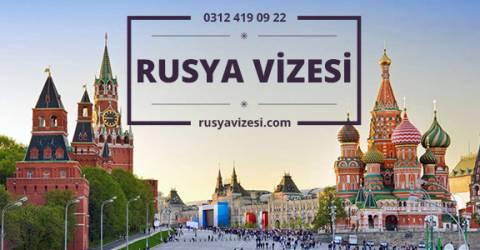Rusya Vizesi Nereden Alınır?