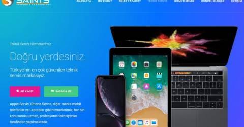 Saints Computer. iPhone Tamiri, iPad, Macbook Teknik Servis Hizmetleri