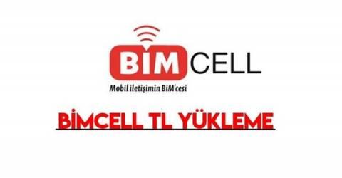 Bimcell TL YÜKLE , Bimcell TL YÜKLEME