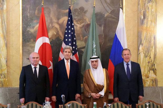 İran İlk Kez, Suriye Toplantısına Davet Edildi