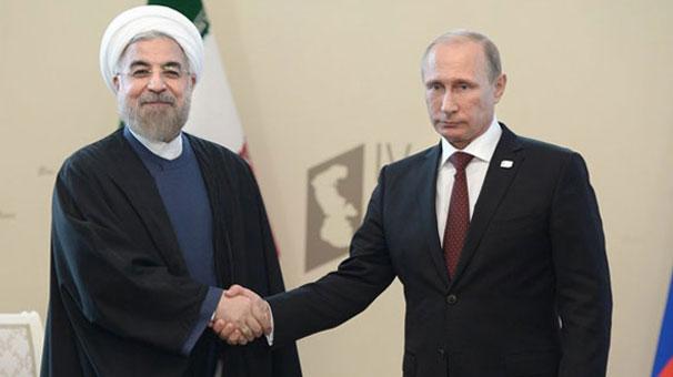 İRAN İlk Kez Suriye Toplantısında