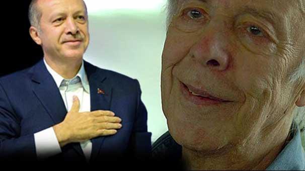 Münir Özkul'a Erdoğan'dan Jest!