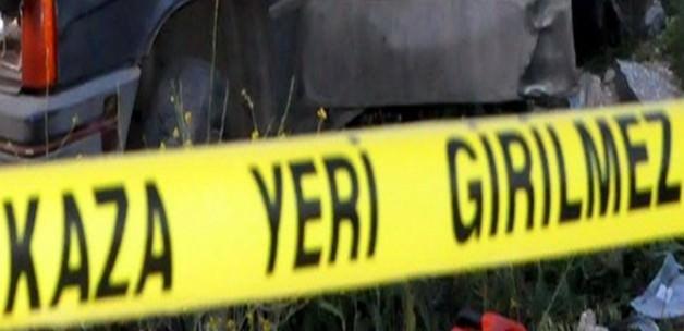 Adana'da feci kaza 3 kişi hayatını kaybetti