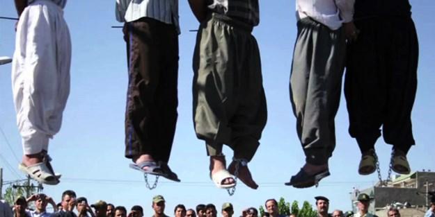 İran'da Son 10 Yılda İdam Çoğaldı
