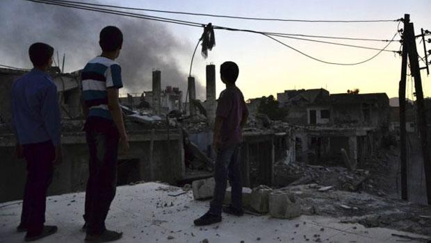 Özgür Suriye Ordusu Rusya'nın Yardımını Kabul Etmedi