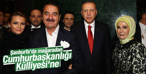 Tatlıses Resepsiyonda Erdoğan İle Fotoğraf Çektirdi