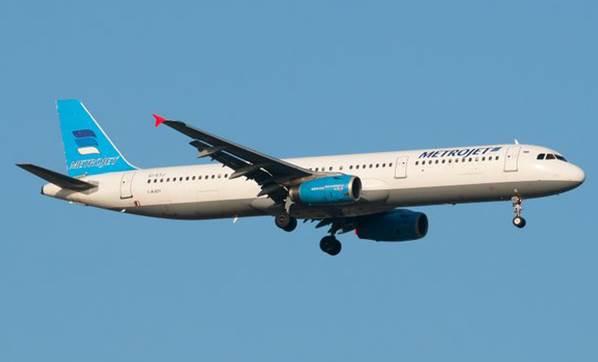 Mısır'da Rus Uçağı İçindeki 224 Yolcusuyla Düştü