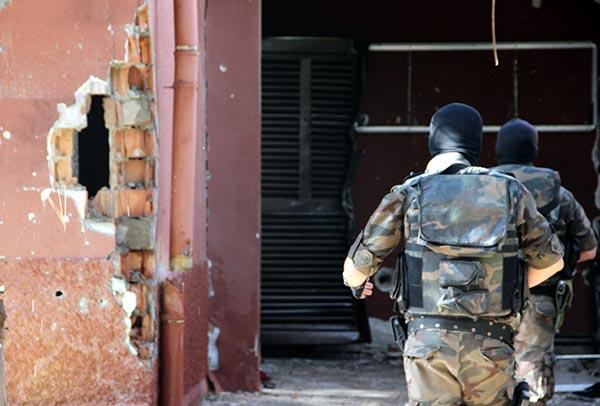 İŞİD'in Hücre Evinin Görüntüleri Yayınlandı