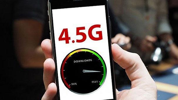 4,5G'de ilk ödemeler gerçekleşti