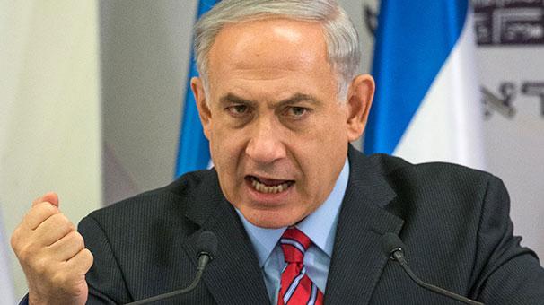 Netanyahu sürgün tehdidi yaptı.