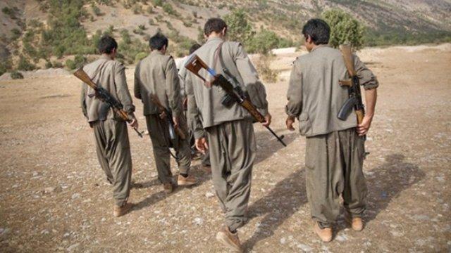 Şırnak'ta 10 PKK'lı Daha Teslim olmasıyla sayı bine dayandı
