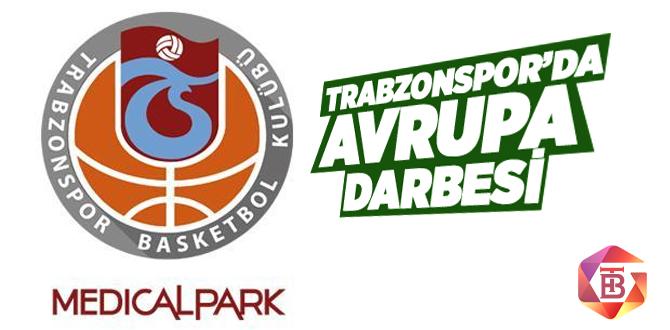 Trabzonspor Takımı MP Avrupa Kupasında Yenilgi Yaşadı