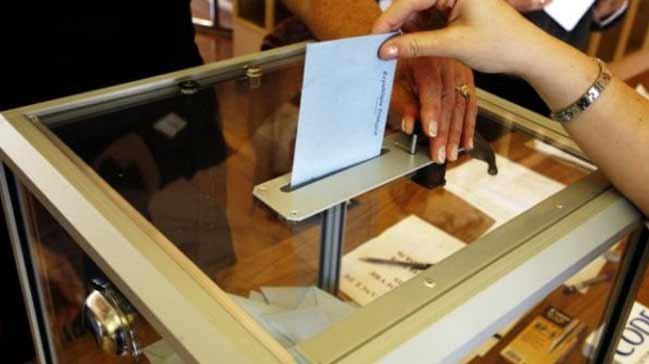 Oy verme işlemi son buldu