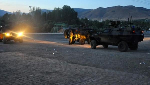 Diyarbakır'ın Hazro İlçesi'nde Sokağa Çıkma Yasağı