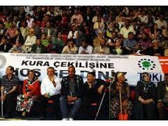 Ankara TOKİ konutları için çekiliş yapıldı