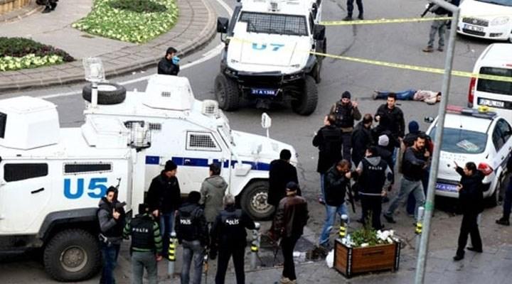 Operasyon'da Polise Ateş Açan Kadın Öldürüldü