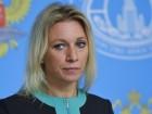 Rusya Dışişleri Bakanlığı Sözcüsü Maria Zaharova ağır konuştu!