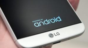 LG, Üst Grup G5 Modelini Tanıttı