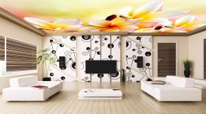 Gergi Tavanda Son Teknoloji 3D