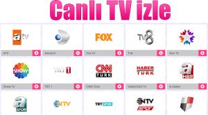 Canlı Tv Hizmeti