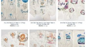 Bebeklere Özel Mini Setler: Uniqon