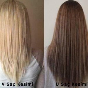 Uzun Saçlarda Sevilen Modeller
