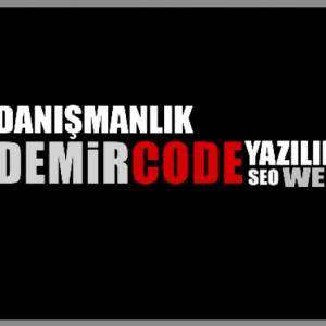 Kurumsal Web Sitesi | Demircode ® | Web Tasarım İstanbul