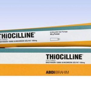 Thiocilline Nedir? Ne İçin Kullanılır?