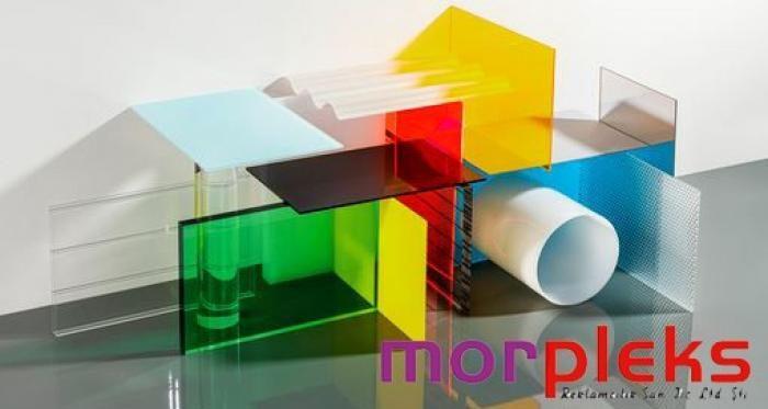 Pleksi Üretimiyle Reklam Sektörüne Hitap Eden MorPleksi.com