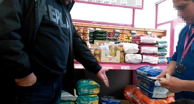 Üzerine 'Parayla Satılmaz Yazıyor' Market 8.95 tl'lik fiyatla satıyor