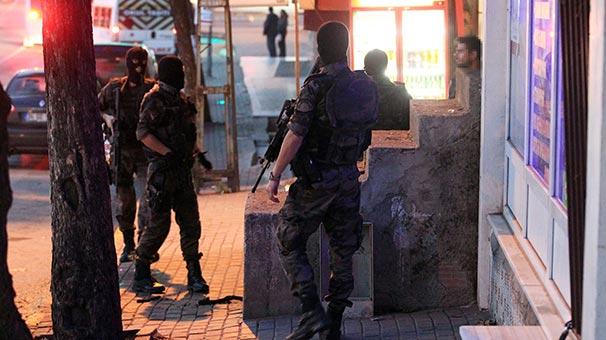 İstanbul'da İŞİD'e Şafak Operasyonu