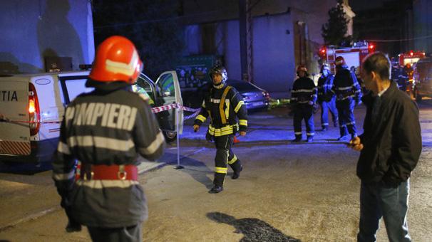 Romanya'da gece kulübünde yangın! 27 ölü, 180 yaralı