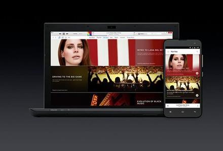 Android Apple Music uygulamasına sonunda kavuştu