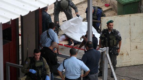 Filistinli genç bir kız daha öldürüldü