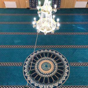 Akrilik Cami Halısı Nedir?
