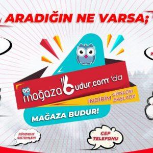 Magazabudur.com Türkiye'nin En Hızlı Güvenilir Alışveriş Sitesi